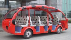 19-seat Electric Shuttle Bus