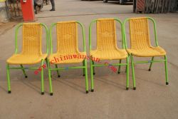 Chair Wicker / Rattan Furnitur 5sd/set
