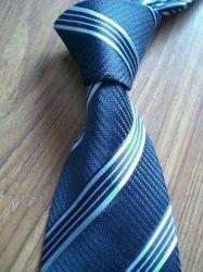 Blue Grid Necktie(6821)