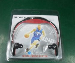 Sport Waterproof Fm Function Clip Mp3 Player