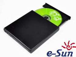 Usb2.0 Portable Slim Uv External Dvd/combo Drive