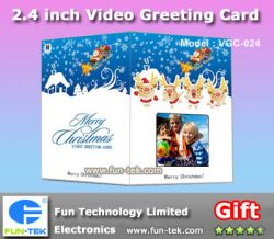2.4 Inch Tft Lcd Screen Video Greeting Card Gifts
