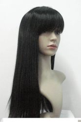 20 Inch Natural Straight Remy Human Hair Full Lace