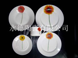 20pcs Porcelain Dinnerware
