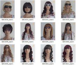 2012 New Fashion Wigs Human Hair Hot Sell