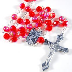 Sell Catholic Glass Rosary