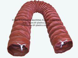 Fiber Glass Heat Resistant Sewn Flexible Duct