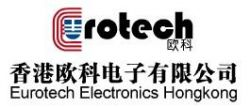 Hongkong Eurotech Electronics Co.,ltd