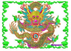 Richpeace Embroidery Software Rdp2000