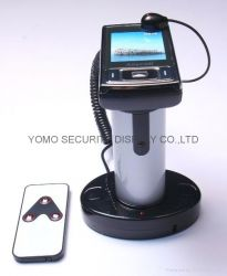 Mobile Phone Secure Display Stand With Alarm Featu