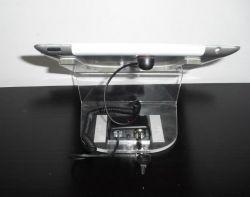 Ipad Acrylic Alarm Display Stand