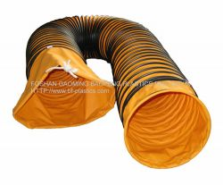 Pvc Flexible Duct For Ship Building