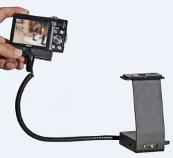 Standalone Security Display System For Cameras