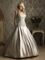 Wholesale Beading Wedding Gowns Newest Design