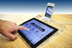 Iphone And Ipad Security Display Dock