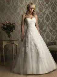 Wholesale Beading Tulle Wedding Gowns