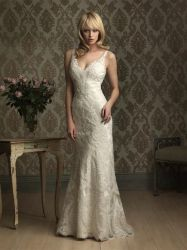 Wholesale Beading Lace Wedding Gowns
