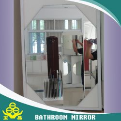 4mm Oval Bevelling Bathroom Mirror