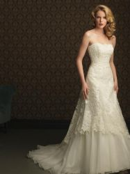 2012 High Quality New Style Wedding Dresses