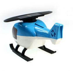 Plane Model Solar Toy For Christmas Gift