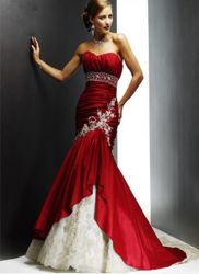 2010traight Body Wedding Dress,princess Style