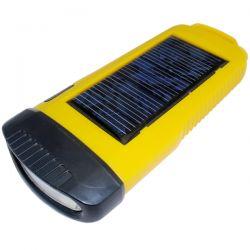 Led Solar Flashlight For Night Light