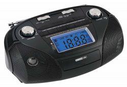 Fp-833r Digital Clock Fm Am Sw Radio Receiver With