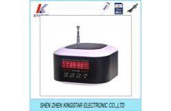 Ws-3188 Fm Time Display Usb Sd Digital Stereo Play