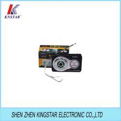 Dk-2206 Digital Walkman Fm Radio