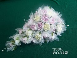 Decorative Pe Rose Bouquet