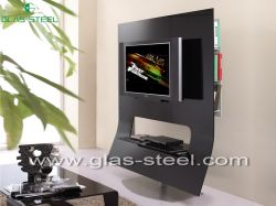 Home Glass Furniture - Living Room Plasma Tv Stand
