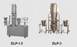 Pharmaceutical Machinery For Fluid Bed Dryer