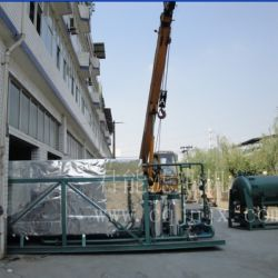 China Waste Lubricant Oil Purification To Base Oil