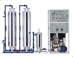 2000L/H pure water treatment machine