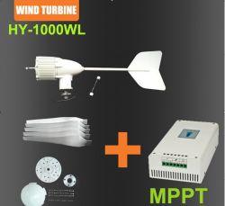 Newsky Hy400w/600w/100w Wind Turbine With 5 Bla
