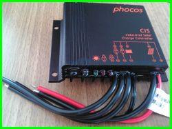 Phocos Cis 5a/10a/20a Ip68 12/24v Solar Controller
