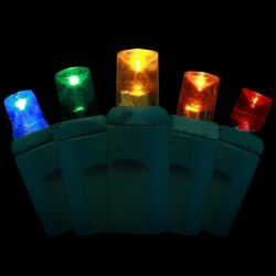 Conical Led String Light