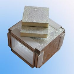 Pre Insulated Phenolic Pu Pir Duct Panel