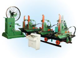 Full Automatic Woodwork Bandsaw Machine