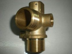Brass Forged And Machine Parts