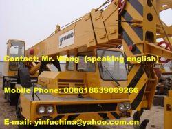 25t Tadano Tl250e Truck/mobile Hydraulic Crane