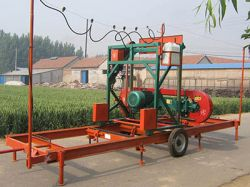 Mj1300 Portable Sawmill(electromotor)