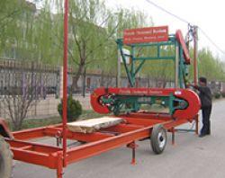 Mj750 Portable Sawmill
