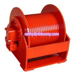 Free Fall Hydraulic Winch   Cathy@nbbonny.com