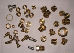 Precisoin Brass Parts
