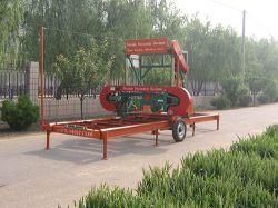 Mj1000 Portable Sawmill(electromotor)