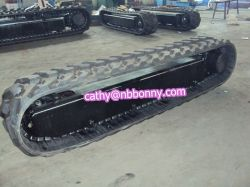 Rubber Track Undercarriage  Cathy@nbbonny.com