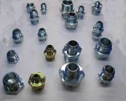 Precision Machined Steel Parts
