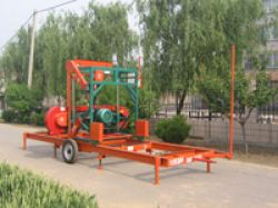 Mj1500 Portable Sawmill
