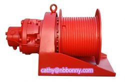 Hydraulic Winch For Carry Crane  Cathy@nbbonny.com